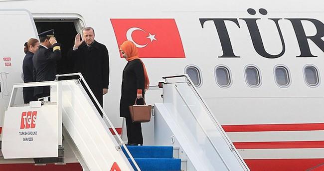 Cumhurbaşkanı Erdoğan Kazakistan'a gidecek
