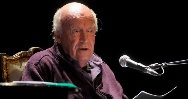 Uruguaylı ünlü yazar Galeano yaşamını yitirdi