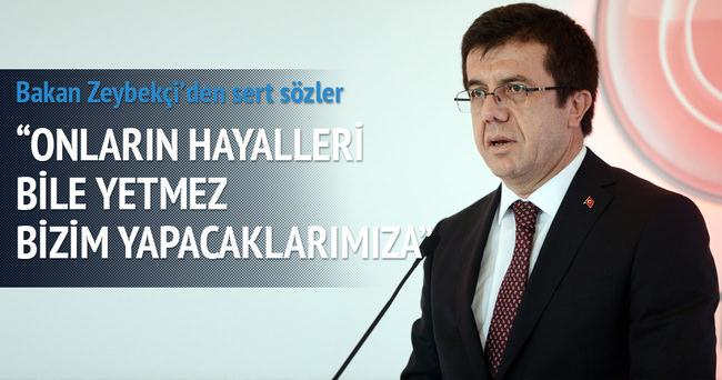 Ekonomi Bakanı Zeybekci, Manisa'da