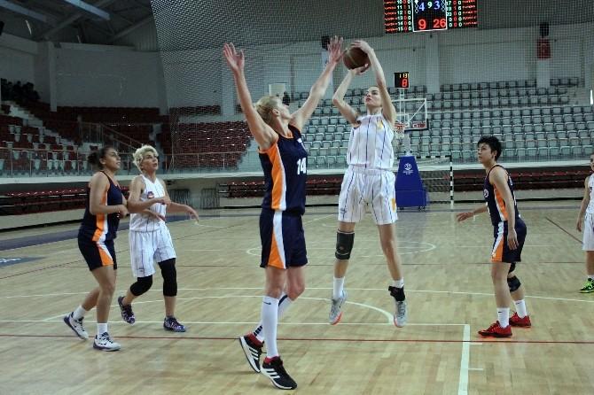 Türkiye Kadınlar Basketbol 1. Ligine Çıkacak Takımlar Yalova'da Belli Olacak