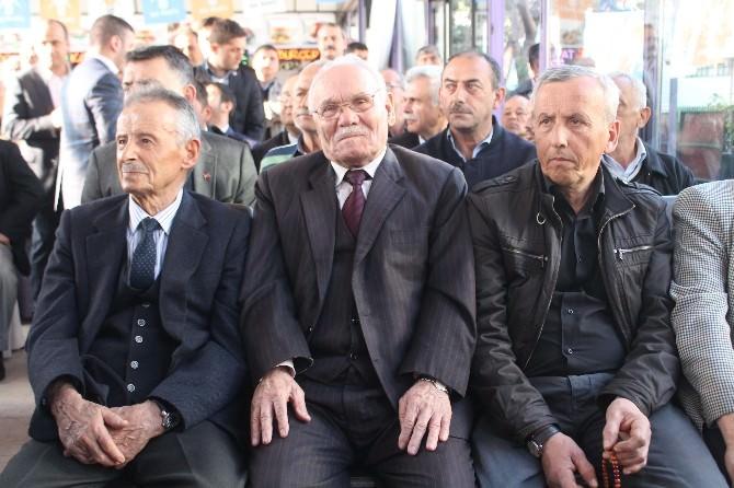 AK Parti Milletvekili Adayları Halka Tanıtıldı