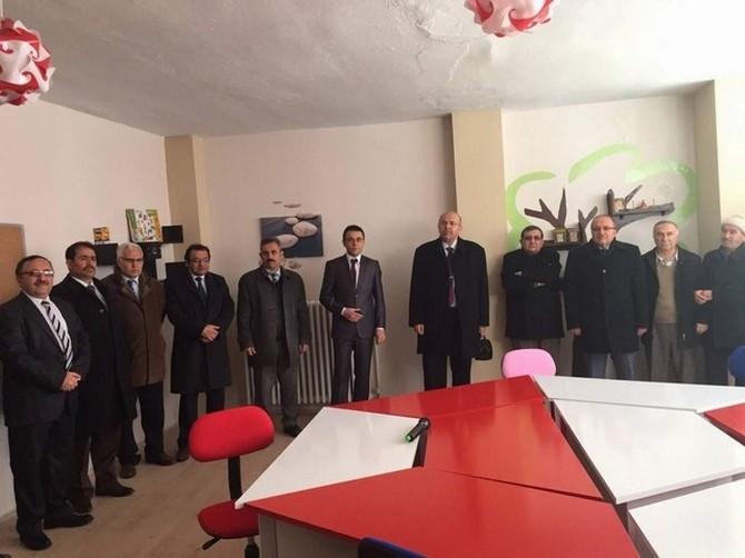 Bolvadin'de Öğrenci Koçluğu Merkezi