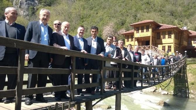 Milletvekili Osman Kahveci'den Kooperatiflere Kış Primi Müjdesi