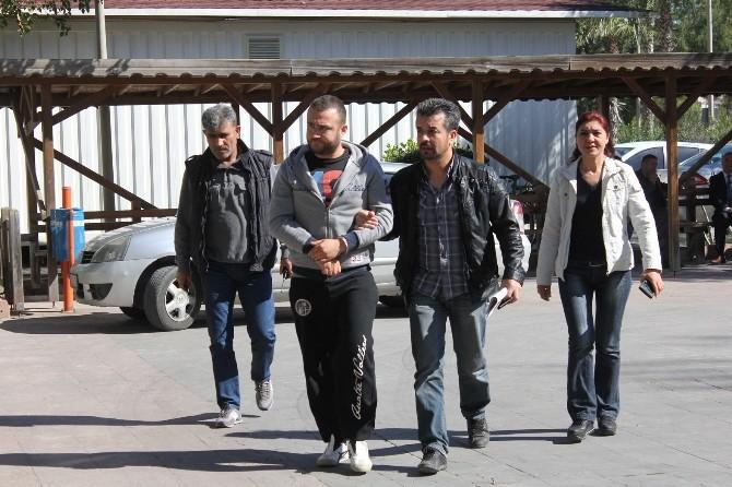 Amca-yeğen Kavgasında 6 Tutuklama