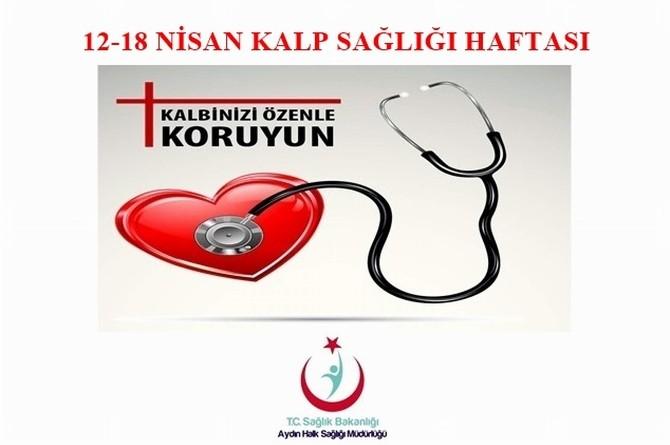 """Dr. Çetin: """"Kalbinizi Korumak İçin Hareket Edin"""""""