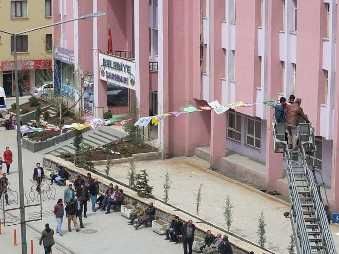 HDP'den Seçim Çalışması