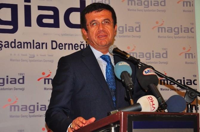 """Ekonomi Bakanı Zeybekci: """"Türkiye'nin Cari Açık Problemi Yoktur"""""""
