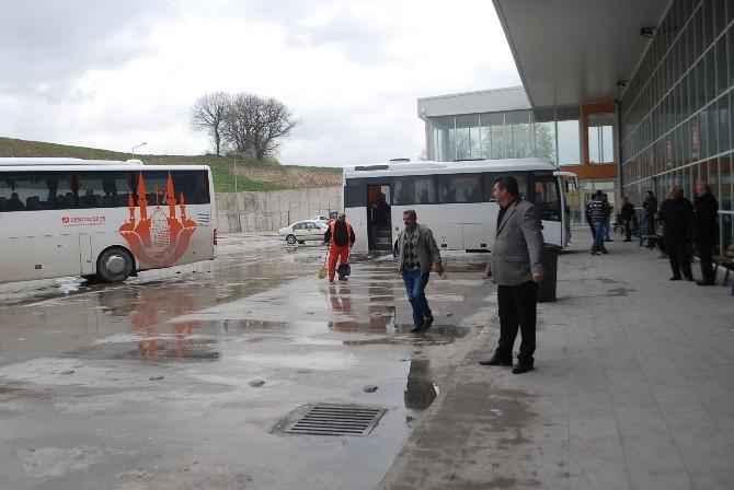 Tekirdağ Büyükşehir Belediyesi, Çerkezköy Otogarına Sahip Çıktı