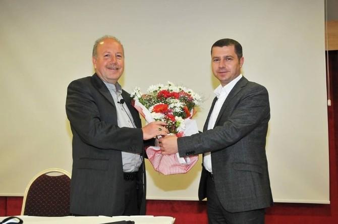 Çan'da Meme Kanseriyle Mücadele Konferansı
