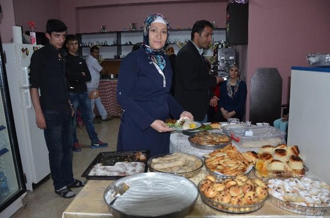 Silvan'da Anne Yemeklerinin Hasreti Sona Erecek