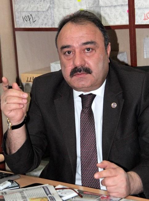 Erzurum Matbaa-kırtasiye Ve Tabelacılar Odası Başkanı Hikmet Karaca: