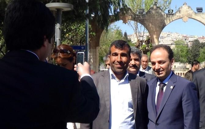 HDP Adayları Balıklıgöl'de Seçim Startını Verdi