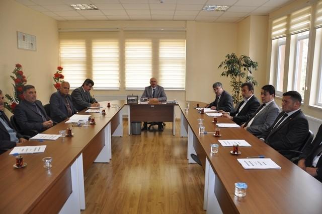 Sarıveliler Belediyesi'nde Nisan Ayı Meclis Toplantısı Yapıldı