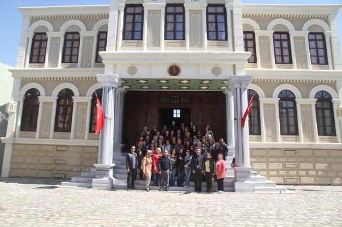 SEKA Devlet Hastanesi Çalışanları Gez-gör İle Kenti Tanıdı