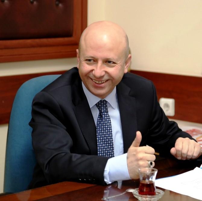 Kocasinan Belediye Başkanı Ahmet Çolakbayrakdar: