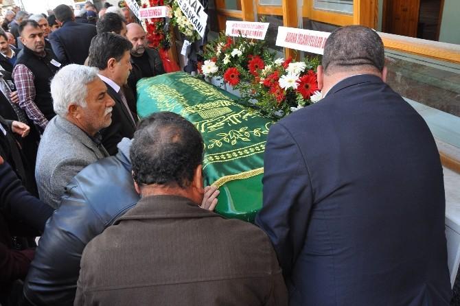 Mersin İslahiyeliler Dernek Başkanı Osman Nuri Atılgan Vefat Etti