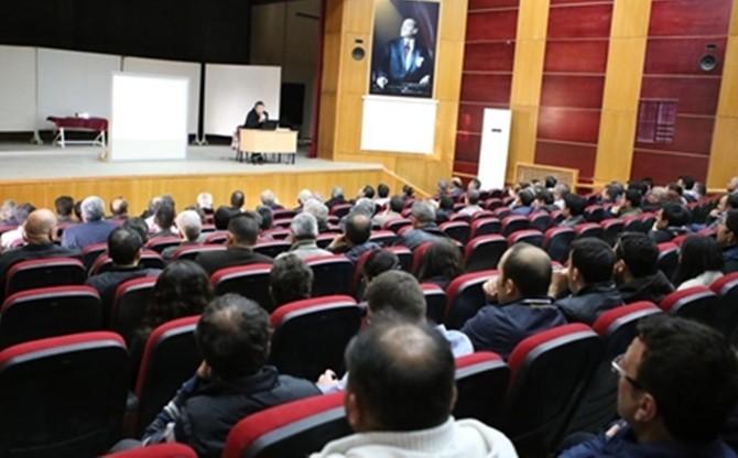Mut'ta Sandık Kurulu Üyelerine Kurs