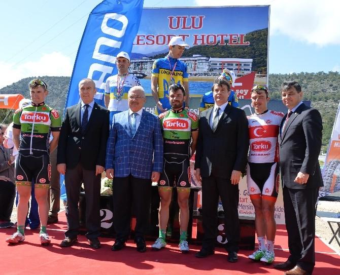 Bisiklet Turu Mersin'i Uluslararası Arenada Tanıttı