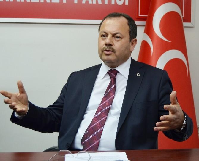 MHP Kahramanmaraş Milletvekili Adayı Ejder Oruç, Adaylıktan Çekildi