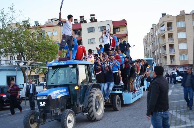 Ortaca'da Şampiyonluk Şöleni