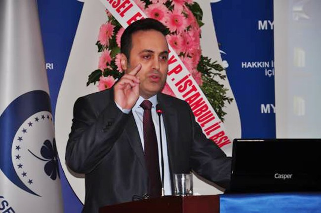 """Ahmet Reyiz Yılmaz: """"Papa'nın Açıklaması Boş Ve Lüzumsuz"""""""