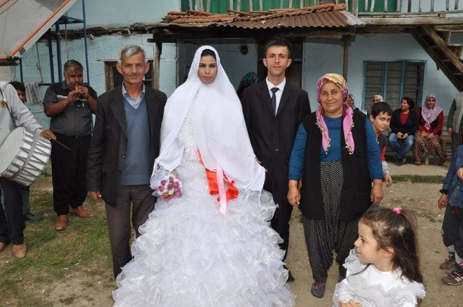 (Özel Haber) Türk Gence Suriyeli Gelin