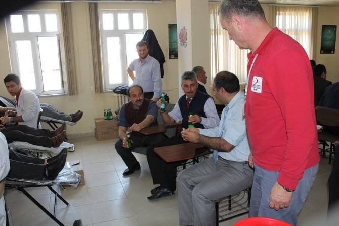 Müftülükten Kan Bağışı Projesi
