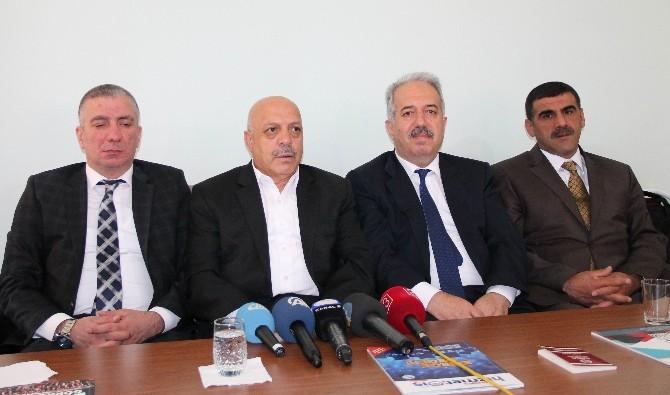 Hak-iş Genel Başkanı Arslan'dan Taşeron İşçi Ve 1 Mayıs Açıklaması