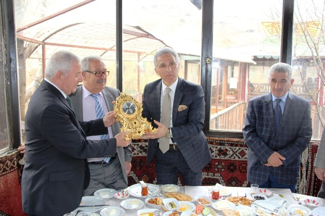 Taskk Genel Başkanı Düşmez, Malatya'da Amatör Sporu Değerlendirdi