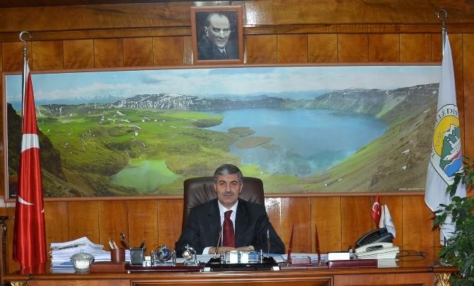 Başkan Aksoy'dan Kutlu Doğum Haftası Mesajı