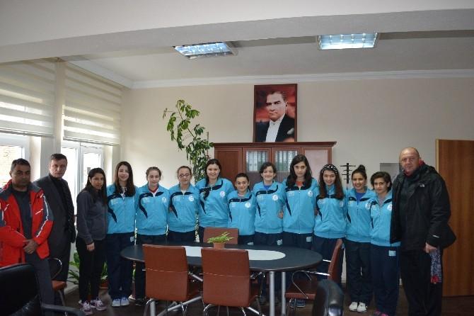 Bayan Basketbolcular, Tekirdağ'ı Temsil Edecek
