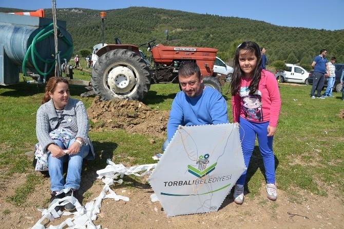 Torbalı'da Uçurtmalar, Lösemili Çocuklar İçin