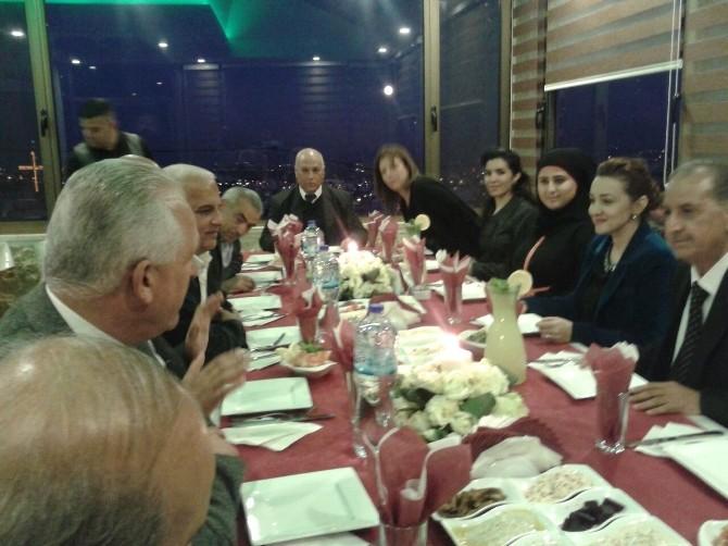 Türkiye İş Dünyasının Başkanı Amman'da Temaslarda Bulundu