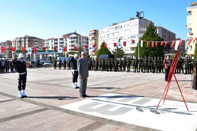 Atatürk'ün Edremit'e Gelişinin 81. Yıldönümü Törenlerle Kutlandı