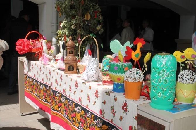 Yabancı Gelinler Paskalya Bayramı'nı Kutladı