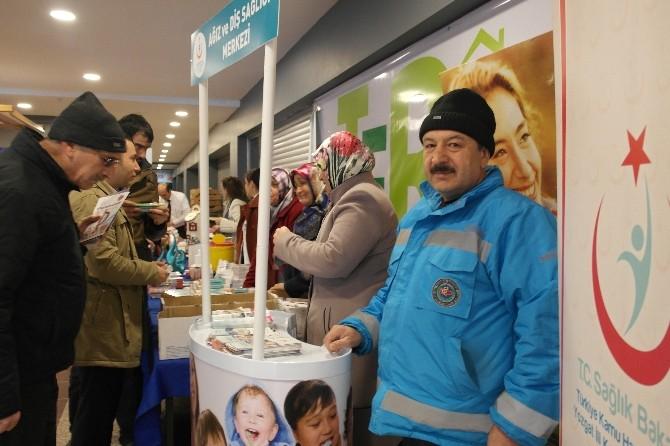 Yozgat Kamu Hastaneleri Birliğinden Dünya Sağlık Haftası Etkinliği