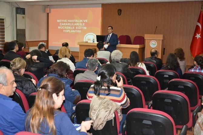 Aydın'da Tarım Yayımcısı-danışmanları İçin Eğitim Düzenlendi