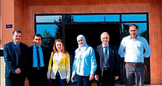 Suriye sorununda en duyarlı ülke Türkiye