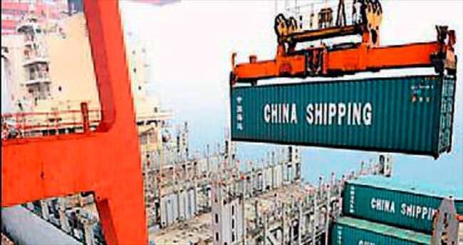 Çin'in ihracatı yüzde 15 daraldı