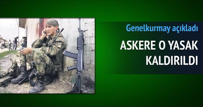 Mehmetçik'e Askercell