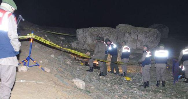 Aksaray'da pompalı tüfek cinayeti