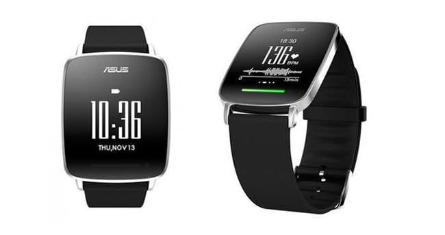Asus'tan akıllı saat: VivoWatch