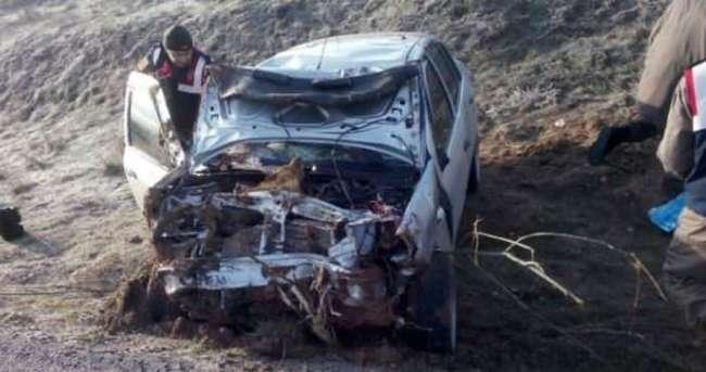 Feci kaza: Aynı aileden 3 kişi öldü