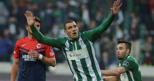 Fenerbahçe'de 30 gol atarım