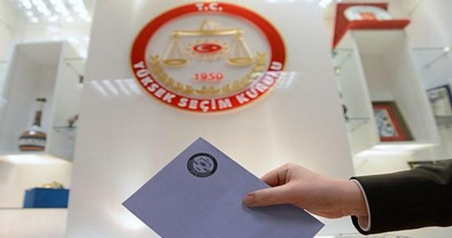 İçişleri Bakanlığından Seçim Güvenliği Genelgesi