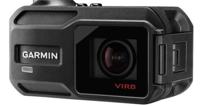 Garmin'den iki yeni aksiyon kamerası