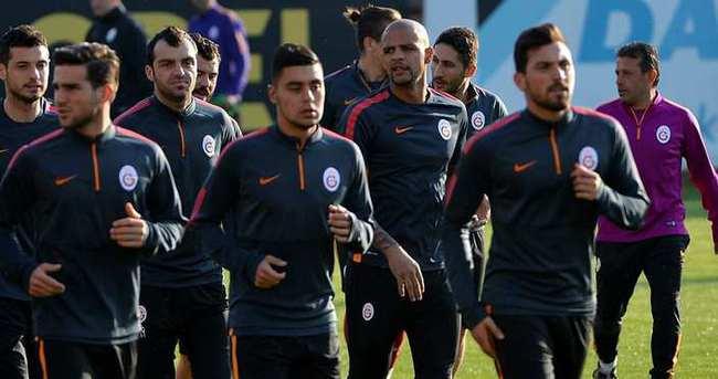 Galatasaray'ın kadrosunda Melo sürprizi