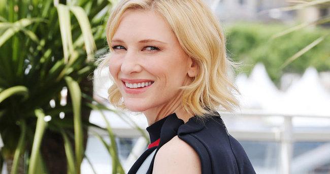 Cate Blanchett: Yakında tamponumuzun markasını soracaklar!