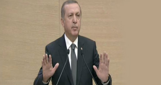 Erdoğan'dan soykırım diyen Papa'ya sert cevap