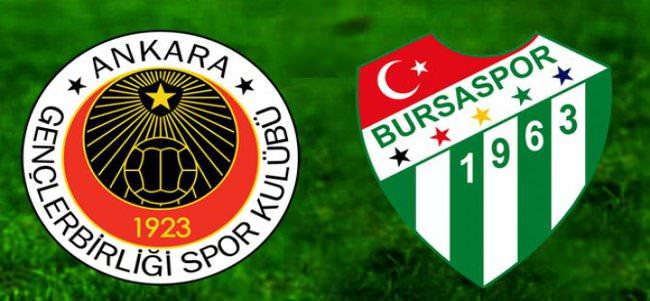 Gençler—Bursa özet ve golleri izle (Gençlerbirliği-Bursaspor)